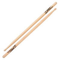 Палочки барабанные ZILDJIAN SUPER 5A WOOD NATURAL DRUMSTICKS (S5AWN)